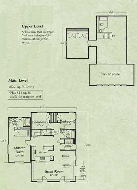 Tri Point Homes Log Homes