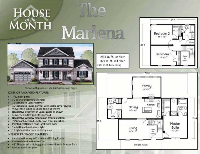 March House of the Month